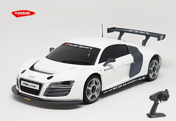 Kyosho /Mini-z RWD / Audi R8 / KT531P / K.RWD419W | white
