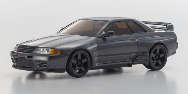 Karosserie Mini-z Nissan Skyline GTR R32 Nismo Gun Metal MA-020