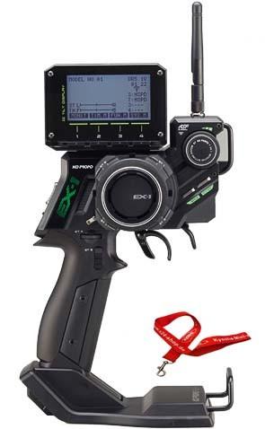 Fernsteuerung Ko Propo EX-1 KIY ASF Version 3 für Mini-Z