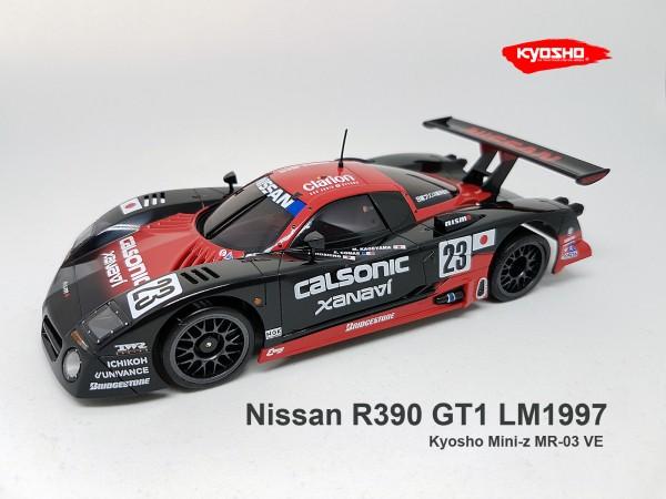 Mini-Z MR-03VE / Kyosho / Nissan R390 GT1 23