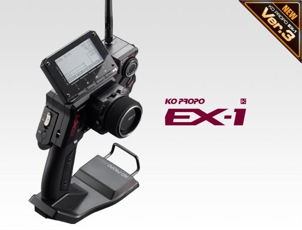 Ko Propo EX-1 KIY ASF Version 3 für Mini-Z