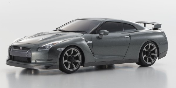 Ersatz Karosserie Mini-z Nissan Skyline GTR DARK METAL GREY