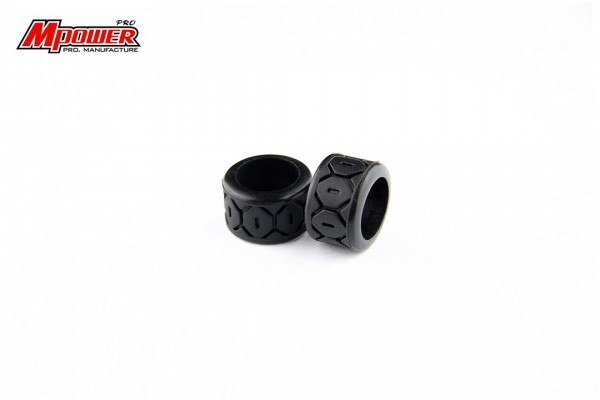 Competition level High-Grip Tire Wide 7 Degree