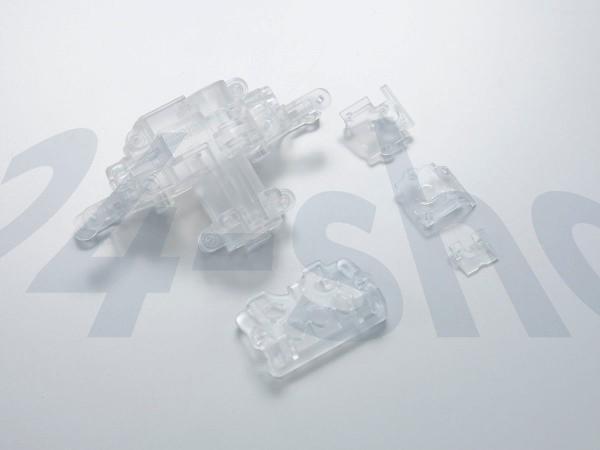 Servogehaeuse klar-transparent für Mini-z Monster mmf03c