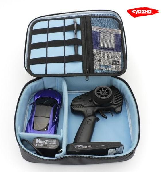 TASCHE KYOSHO Mini-Z BAG (280x200x75mm)