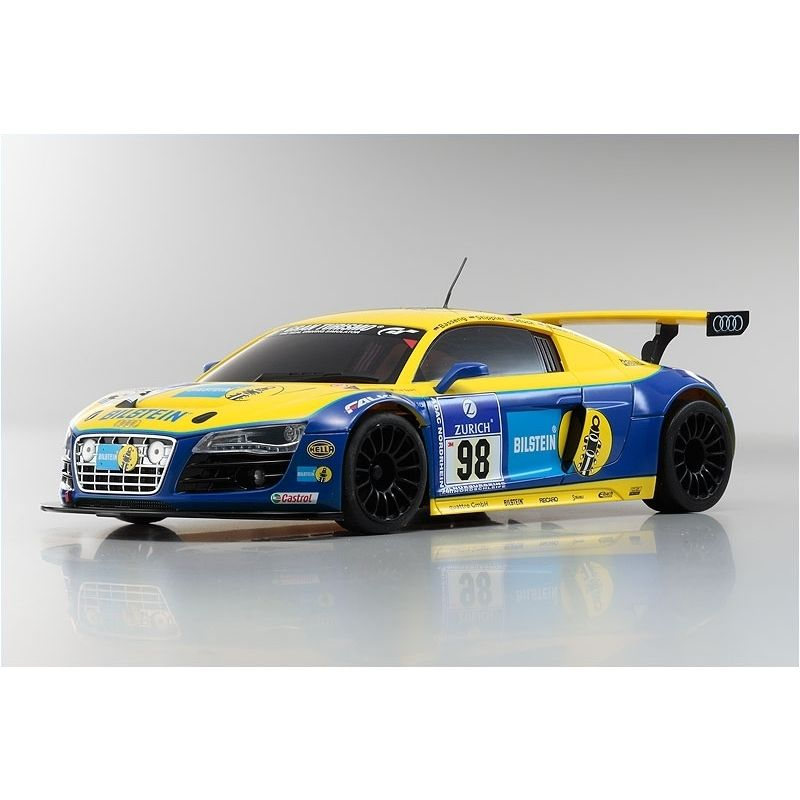 miniz karosse audi r8 mzp419 kyosho x24 shop. Black Bedroom Furniture Sets. Home Design Ideas