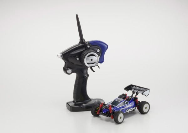 Mini-z Buggy / MB010S / 4WD  Inferno MP9 TKI3 blau schwarz / Readyset / K.32081BB