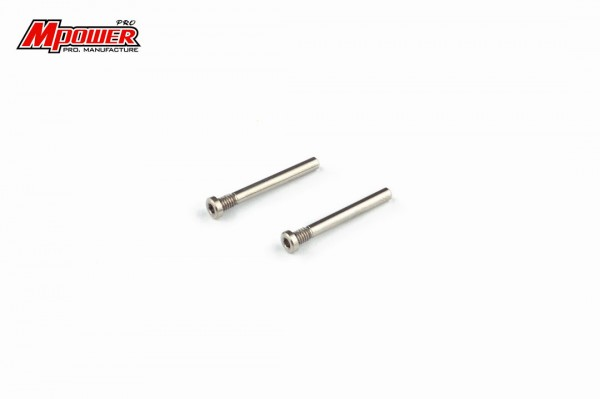 Stainless-Steel Front Upper Suspension Shaft mpower MAU002V2