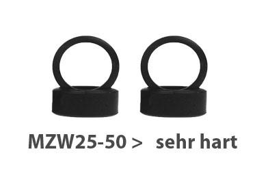 Reifen Mini-z Slick, 9.5 mm (4) MZW25-50