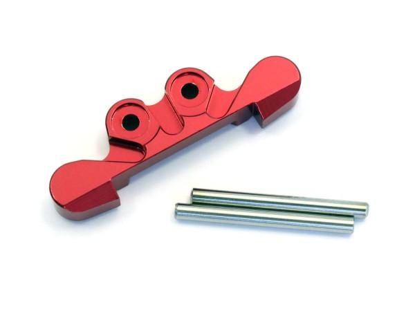 Aufhängung vorn, rot Mini-z Buggy mbw024r