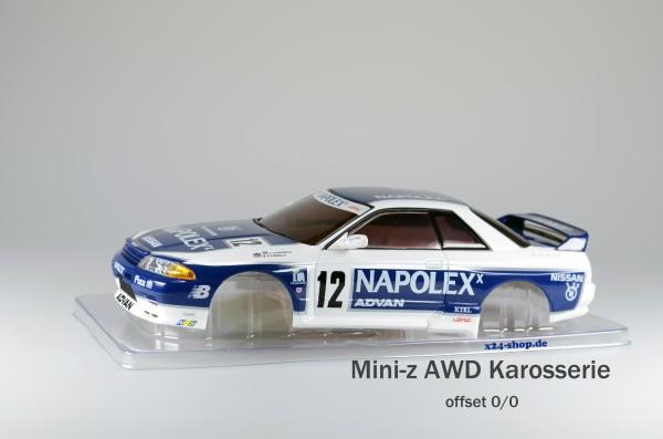 Karosserie Nissan Napolex K.mzm404nl