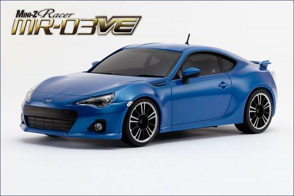Mini-z MR03VE / Subaru BRZ / Mini-z Brushless