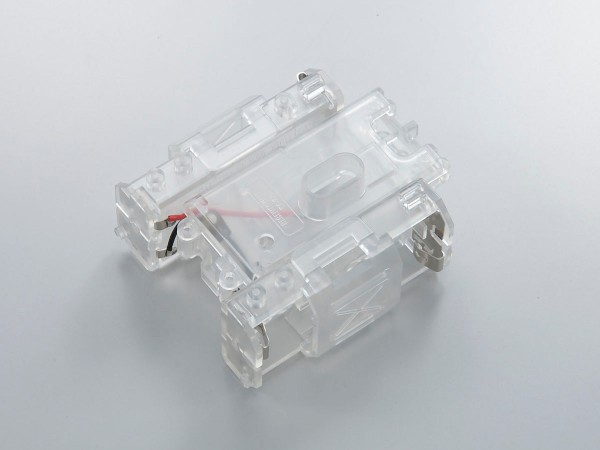 Chassis klar-transparent für Mini-z Monster mmf02c