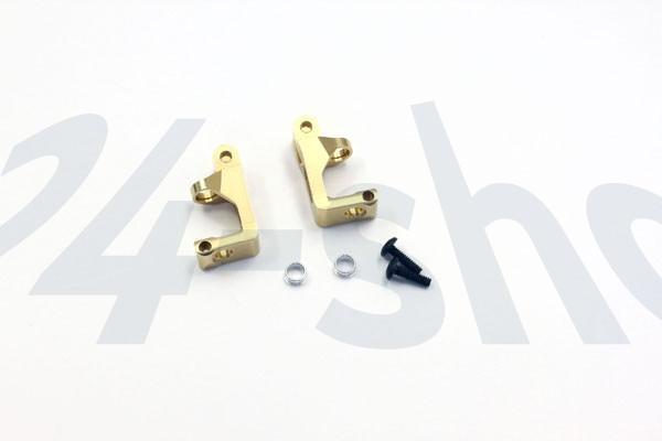 LENKHEBELTRAEGER VORN, gold Mini-z Buggy mbw018g