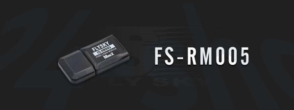FLYSKY   Noble FHSS 2.4GHz Modul - Mini-Z RWD FWD AWD 4x4 Buggy   FS-RM005