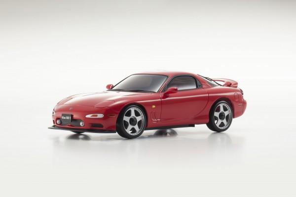 Karosserie Mini-z AWD Mazda Efini RX-7 FD 3S red