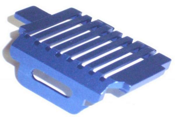 Motorclip mit Kühlfunktion Alu blau tc10905b
