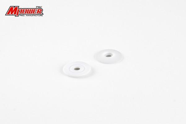 Teflon Friction Plate mpower MRU088