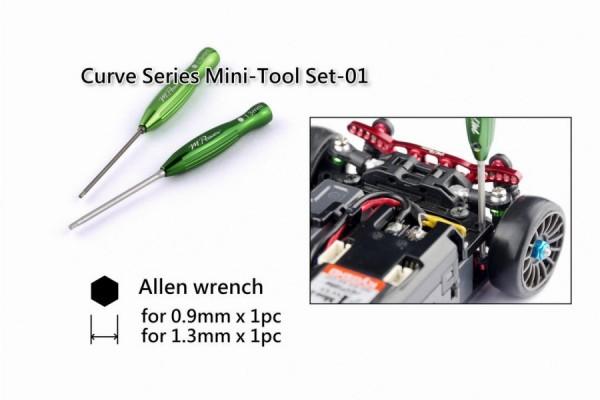 Mini-Tool Set-01(Werkzeug-Set) mpower TOLMCS01