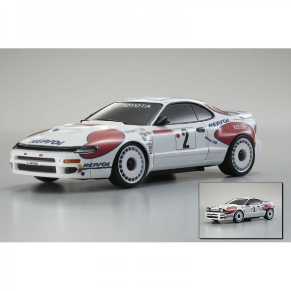 Karosserie Mini-z AWD Toyota Celica Turbo mzp418-cs