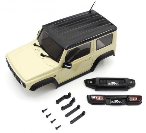 MINI-Z Crawler | K.MXB03IV | Kyosho | Karossserie Suzuki Jimny Ivory Mini-Z 4X4 MX01