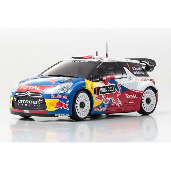 Karosserie Mini-z MA-020 DS3 WRC 2011 S. Loeb mzp420-SL