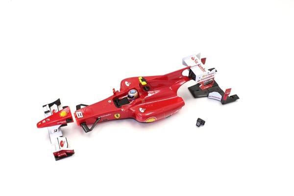 Karosserie Mini-z F1 Ferrari F10 No.8