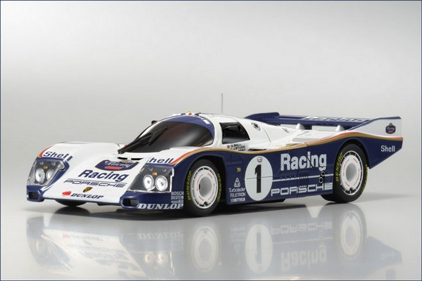 Mini-Z MR-03VE / Kyosho / Porsche 962C Coupe LH No1 / K.32766962