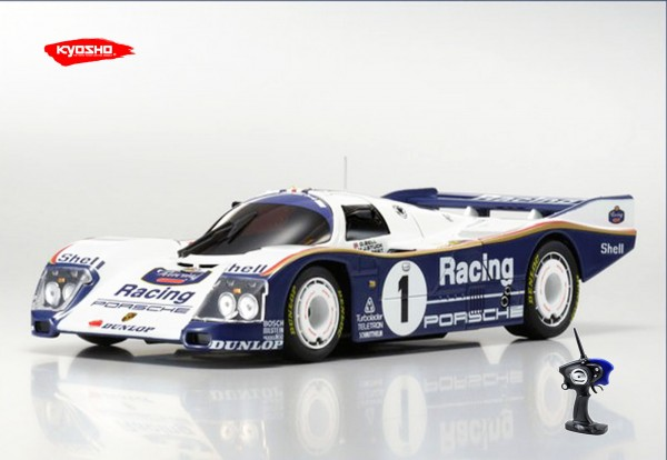 Mini-Z MR-03 Sports 2 / Porsche 962C / Kyosho K.32222PRB / RWD