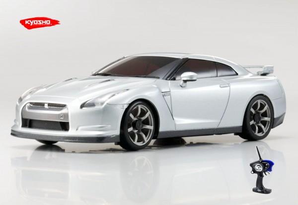 Mini-Z MR-03 Sports 2/ Nissan GTR R35 ULTIMATE metal silver/ Kyosho / K.MR03S152S / RWD
