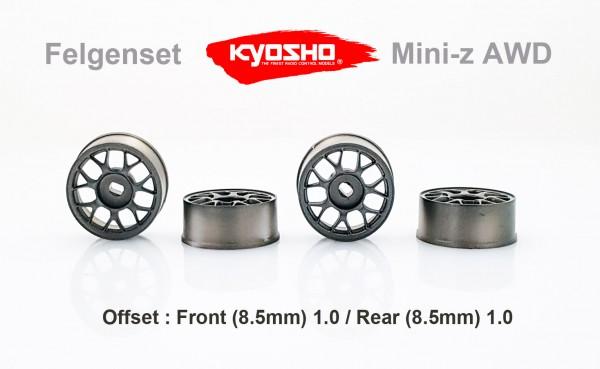 Felgenset Mini-z AWD / Kyosho