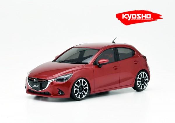 Karosserie Mini-z FWD Mazda Demio XD Touring soul red
