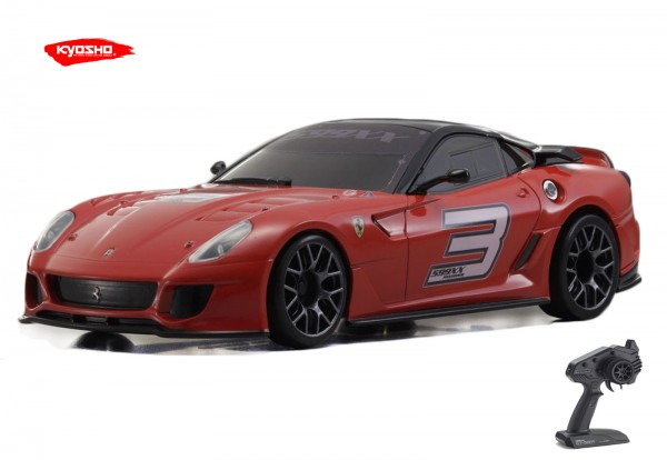Kyosho /Mini-z RWD / Ferrari 599XX Red version / KT531P / K.RWD227R mini-z RWD