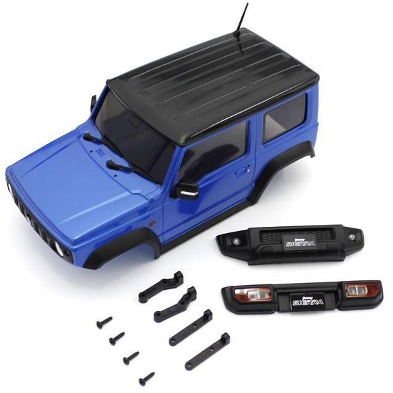 MINI-Z Crawler   K.MXB03MB   Kyosho   Karossserie Suzuki Jimny Sierra Blue Mini-Z 4X4 MX01