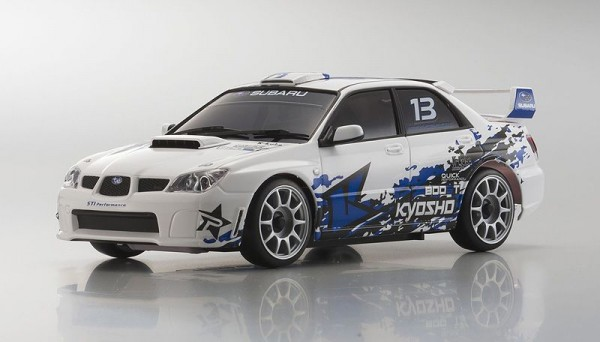 karosserie mini z mr 03 subaru impreza kx 1 kyosho. Black Bedroom Furniture Sets. Home Design Ideas