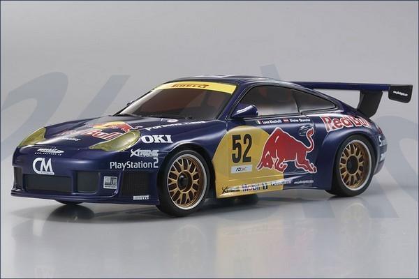 Karosserie Mini-z MR-03 CCS Porsche 911 GT3 RSR