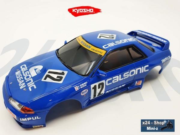 Ersatz Karosserie Mini-Z Calsonic Skyline GT-R R32 No12 (MA020) MZP449CSx24