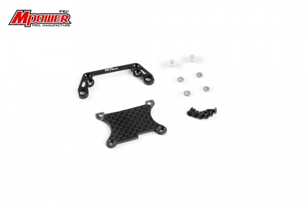 Front Lower Arm Set narrow Black mpower MA005K