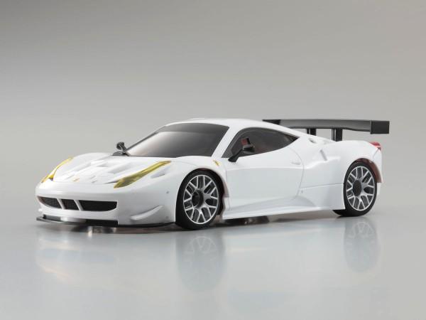 Karosserie Mini-z MR-03 Ferrari 458GT2 weiß mzp221-w