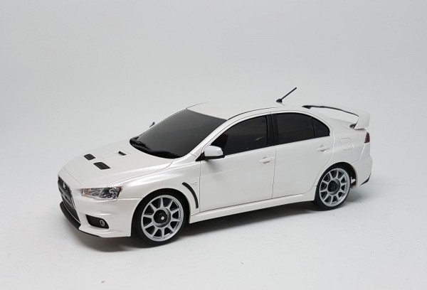 Kyosho Karosserie Mini-z|AWD|AUTOSCALE |MITSUBISHI LANCER EVO X |K.MZP439PW