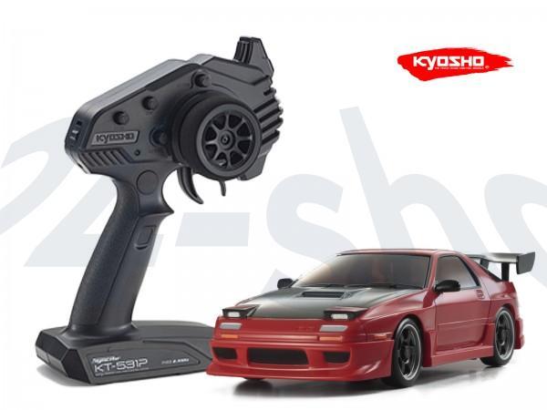 Kyosho Mini-z AWD MA020 Sports | MAZDA SAVANNA RX-7 Allrad Kyosho | Readyset