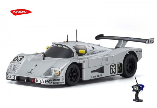 Mini-Z MR-03 Sports 2 /SAUBER Mercedes C9 / Kyosho  K.32207GS / RWD