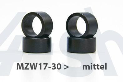 Reifen Mini-z Slick, 11mm (4) MZW17-30