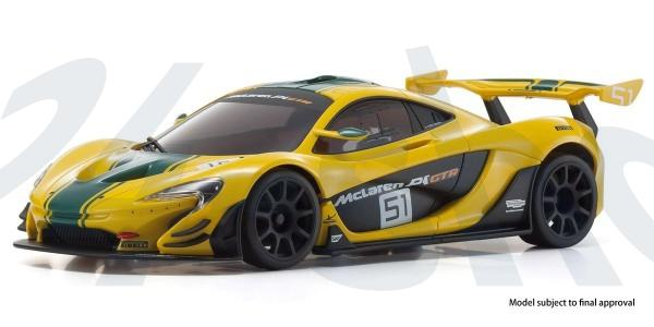 Karosserie MR-03 / mini-z McLaren / K.MZP235YG   Autoscale
