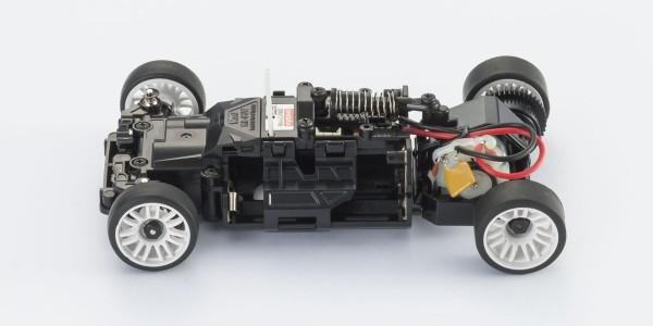 Mini-z RWD Chevrolet Corvette ZR1 Shadow Grey (W-MM/KT531P)