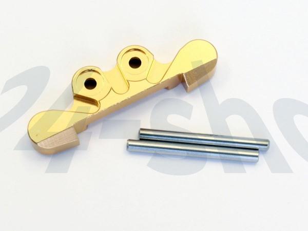 Aufhängung vorn, gold Mini-z Buggy mbw024g