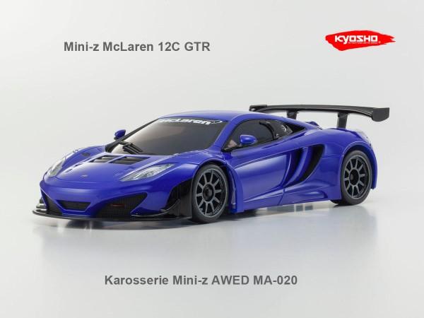 Karosserie Mini-z | mini-z McLaren | K.MZP226MB-awd