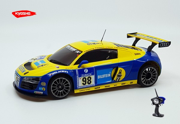 Mini-Z MR-03 Sports 2 / AUDI R8 Phönix / Kyosho K.32204GBT / RWD