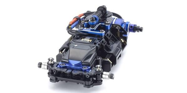 Kyosho Mini-Z MR03 | VE EVO 20th Anniversary Chassis 5600 | K.32796B | Neu