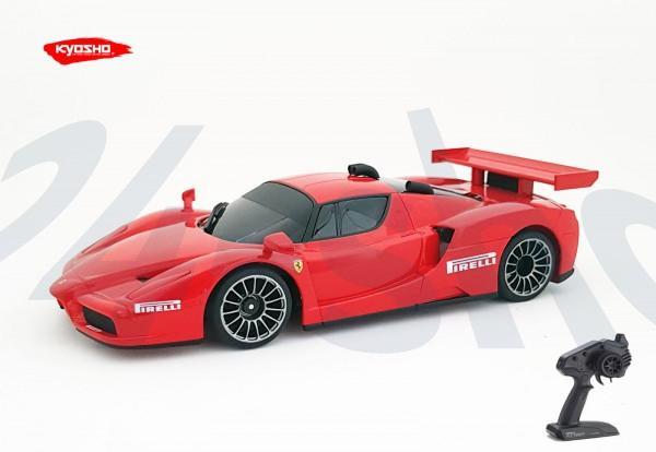 Kyosho | Mini-z RWD | Ferrari Enzo GT Concept rot | KT531P | K.RWD220R |K.32320-220R
